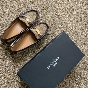 Semi new monogram shoes